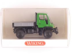 Wiking 3720233 Mercedes MB Unimog U 400 Pritsche 1/87 NEU OVP