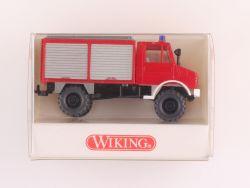 Wiking 6220022 Mercedes MB Unimog TLF 8/18 Feuerwehr NEU! OVP