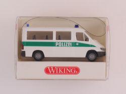 Wiking 1041225 MB Mercedes Sprinter Polizei 1/87 H0 NEU! OVP