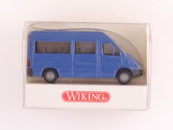 Wiking 2850122 MB Mercedes Sprinter Kombi blau 1/87 H0 NEU! OVP