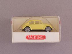 Wiking 8100322 Volkswagen VW Käfer gelb Modelljahr 1961 NEU! OVP