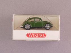 Wiking 8100222 Volkswagen VW Käfer grün Modelljahr 1961 NEU! OVP