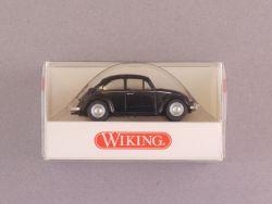 Wiking 8100422 Volkswagen VW Käfer schwarz Beetle NEU! OVP