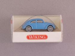 Wiking 8300714 Volkswagen VW Brezelkäfer blau Beetle NEU! OVP