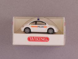 Wiking 1041127 VW New Beetle Polizei Wien A Österreich NEU! OVP SG