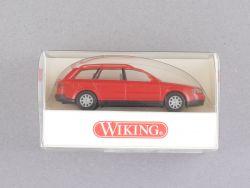 Wiking 1300223 Audi A6 C5 Avant Kombi rot 1:87 H0 NEU! OVP ST