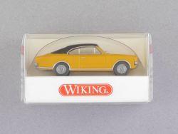 Wiking 7991629 Opel Commodore Coupé senfgelb/schwarz 1/87 NEU! OVP