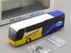 Rietze 63412 Neoplan Euroliner Bus Arzt Seeligenporten PC-Box OVP