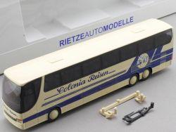 Rietze 64218 Setra S 317 HDH Bus Colonia Reisen Köln TOP! OVP