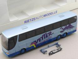 Rietze 64217 Setra S 317 HDH Bus Vetter Salzfurtkapelle TOP! OVP