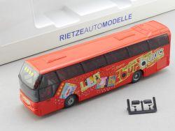 Rietze 65018 Neoplan Cityliner Bus Bur Reisen Matisse TOP! OVP