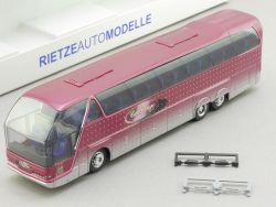 Rietze 64534 Neoplan Starliner Bus Car Rouge Bern CH TOP! OVP