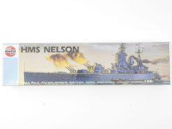 Airfix 04203 Zerstörer HMS Nelson 1/600 sealed Kit NEU!  OVP