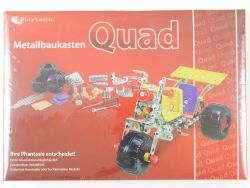 Playtastic Metallbaukasten Quad 221-tlg. Schraubtechnik NEU! OVP