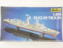 Heller 81007 Fregatte Duguay-Trouin 1/400 Model Kit NEU! OVP