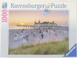 Ravensburger 191123 Puzzle Ostseebad Ahlbeck Usedom 1000 NEU OVP
