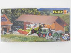 Faller 130521 Geräteunterstand Landwirtschaft Bausatz H0 NEU OVP ST