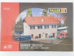 Faller 131270 Bahnhof Neufeld Modellbahn H0 Kit MIB NEU! OVP