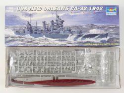 Trumpeter 05742 Navy Cruiser USS New Orleans CA-32 1/700 NEU OVP