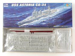 Trumpeter 05743 Navy Cruiser USS Astoria CA-34 1/700 NEU! OVP