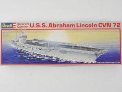 Revell 5064 US Navy USS Abraham Lincoln CVN-72 1/720 Kit NEU OVP