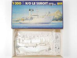 Heller 615 Bausatz Forschungsschiff N/O Le Suroit 1/200 NEU! OVP