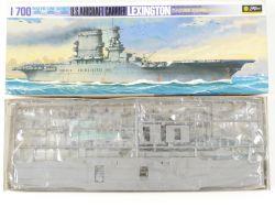 Fujimi WL.A116 US Navy Aircraft Carrier Lexington 1/700 NEU OVP