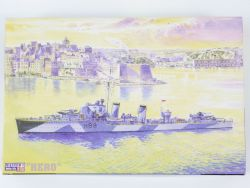 MasterCraft 002978 Royal Navy Destroyer HMS Hero 1/500 NEU! OVP