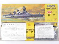 Otaki OT1-35-1800 Japan Battle Ship Nagato Motor 1/400 NEU! OVP