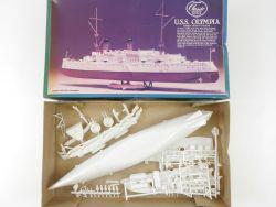Lindberg 716 Classic Replica USS Olympia Kit Bausatz lesen! OVP