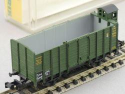 Minitrix 51 3203 00 Güterwagen Bremserhaus KBayStsB EVP