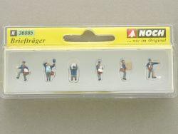Noch 36085 Briefträger Zusteller Modellbahn N Figuren Post NEU OVP ST