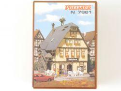 Vollmer 7661 Babyland Inneneinrichtung Beleuchtet Bausatz N  OVP