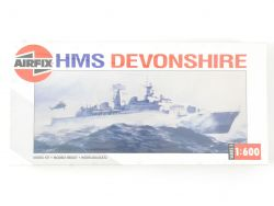 Airfix 03202 Royal Navy HMS Devonshire 1/600 Bausatz MIB NEU OVP