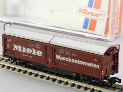 Roco 25228 Schiebewandwagen Miele Waschautomaten Spur N NEU OVP ST
