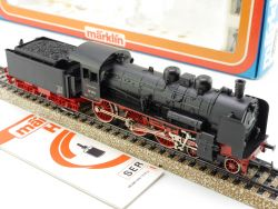 Märklin 3099.2 Dampflokomotive BR 038 772-0 DR Figuren TOP! OVP
