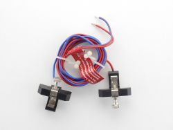 LGB 5016/1 Lehmann 2 Anschlussklemmen Kabel Elektronik TOP