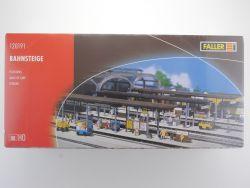 Faller 120191 Bahnsteige Bahnhof Bonn Modellbahn H0 NEU! OVP