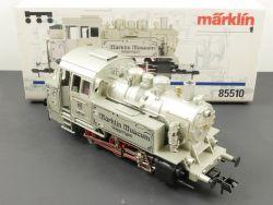 Märklin 85510 Dampflok BR 80 Museum digital Decoder leicht defekt? OVP