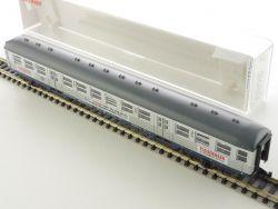 Fleischmann 8898K Silberling 2.Kl 40 Jahre Beleuchtung SW N  OVP