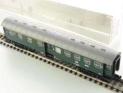Fleischmann 8128 Umbauwagen 1/2.Kl AByg 503 Beleuchtung NEU! OVP