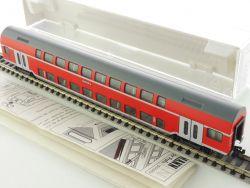 Fleischmann 8625 K Doppelstockwagen RE Beleuchtung KKK NEU! OVP