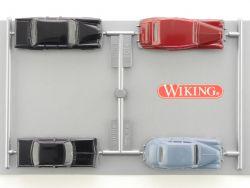Wiking 90914 Set MB 600 Opel Admiral BMW Rolls Royce 1:160 N OVP