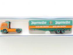 Roco 1857 MB Mercedes 1850 Sattelzug SZ Jägermeister Spur N OVP