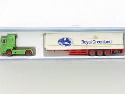 Roco 1854 Scania 113M/143M Sattelzug Royal Greenland Spur N OVP
