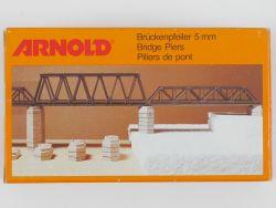 Arnold 6160 Brückenpfeiler 5 mm 20 Stück NEU! OVP