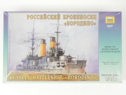 Zvezda 9027 Russian Battleship Borodino Model Kit 1/350 NEU! OVP