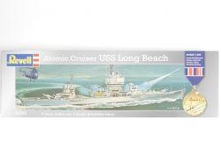 Revell 00022 Atomic Cruiser USS Long Beach Kit 1/460 NEU! OVP