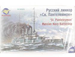 Alanger 040012 Russian Navy Battleship St. Panteleymon NEU! OVP