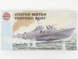 Airfix 05280 Vosper Motor Torpedo Boat Model Kit 1/72 NEU! OVP
